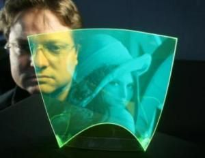 New Imaging Device Is Flexible, Flat, and Transparent